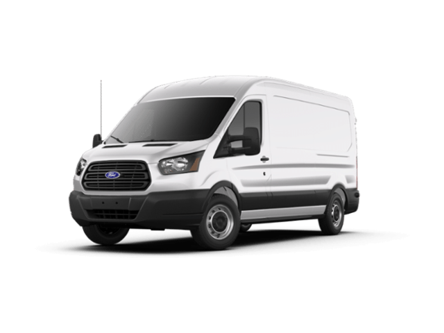 2019 Ford Transit-250 w/Sliding Pass-Side Cargo Door Medium Roof Cargo Commercial-truck